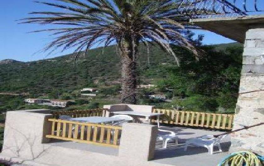Location de vacances - Villa à Belgodère