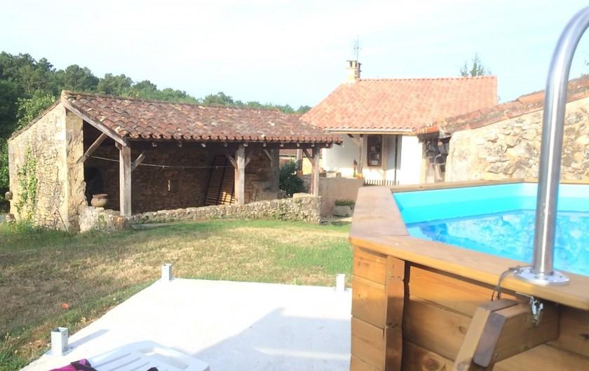 Location de vacances - Maison - Villa à Cuzorn - piscine