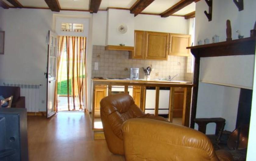 Location de vacances - Maison - Villa à Cuzorn