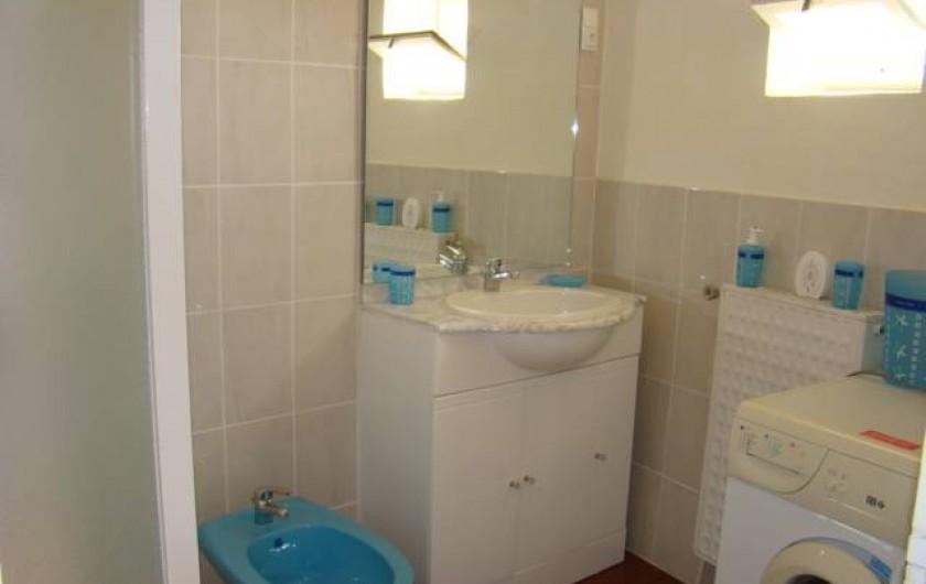 Location de vacances - Maison - Villa à Cuzorn - sale d'eau