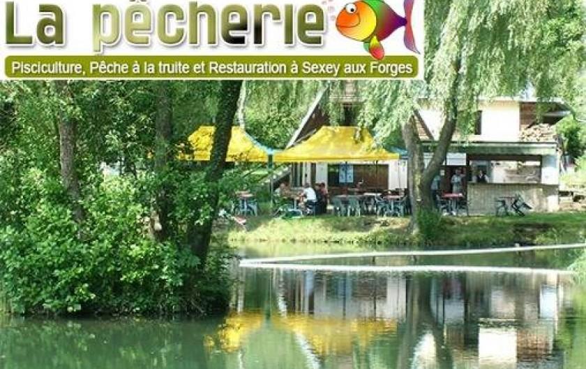 Location de vacances - Maison - Villa à Sexey-aux-Forges