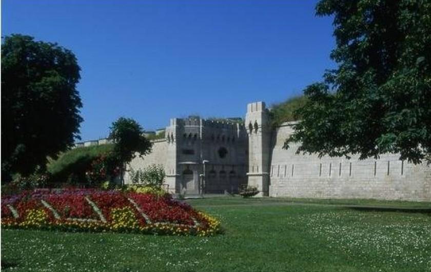 Location de vacances - Maison - Villa à Sexey-aux-Forges - Toul et ses fortifications