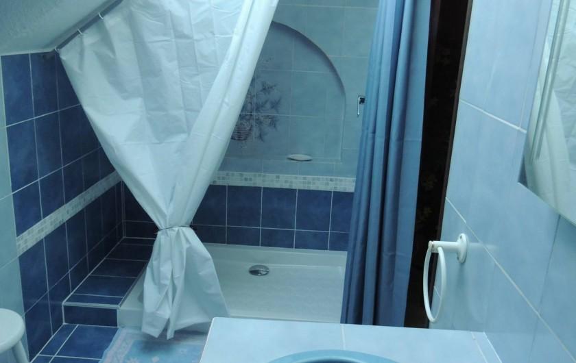 Location de vacances - Gîte à Gap - Salle de bains