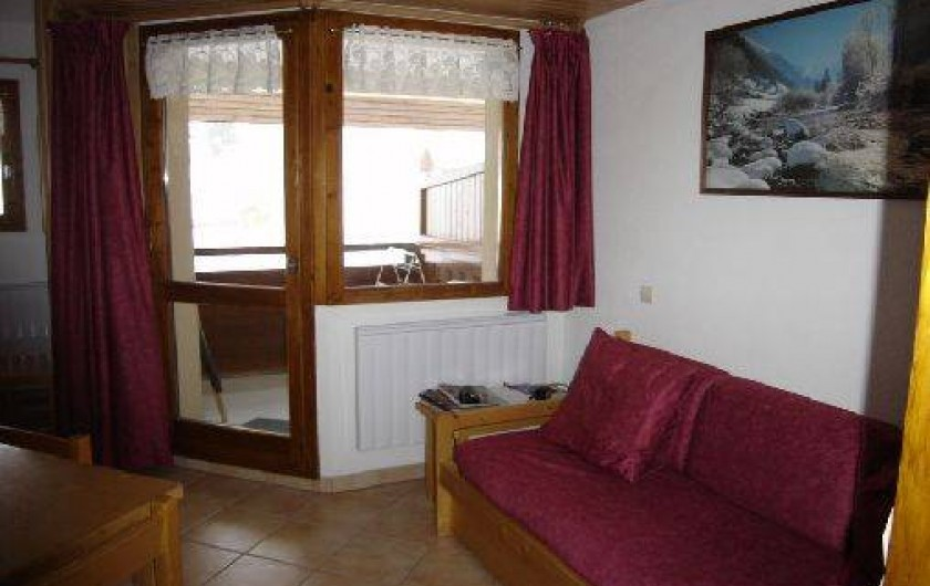 Location de vacances - Appartement à Vallandry