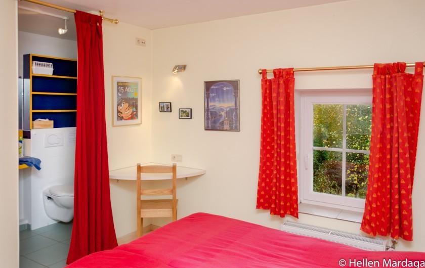 Location de vacances - Gîte à Theux - Chambre La Provence