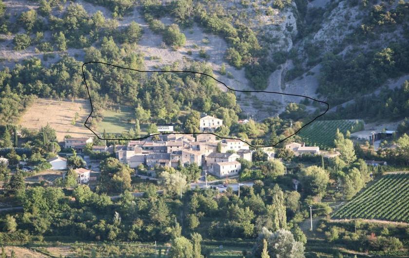 Location de vacances - Mas à Veaux - Hameau de Veaux