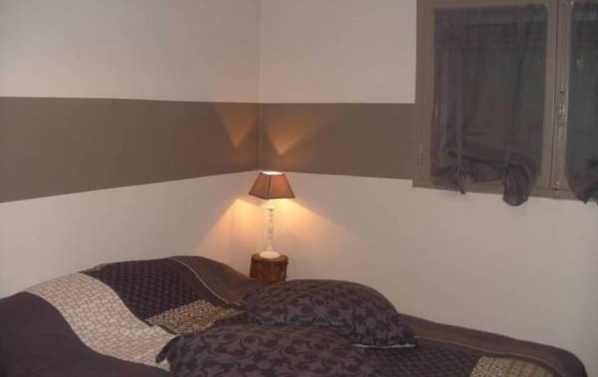 Location de vacances - Maison - Villa à Vers-Pont-du-Gard - chambre 3