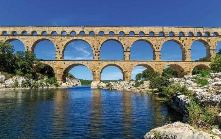 Location de vacances - Maison - Villa à Vers-Pont-du-Gard