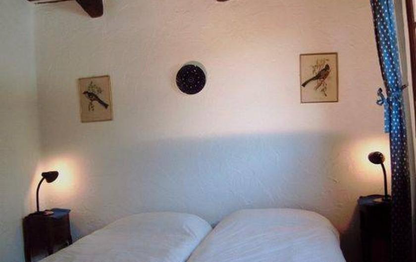 Location de vacances - Villa à Montferrat - chambre