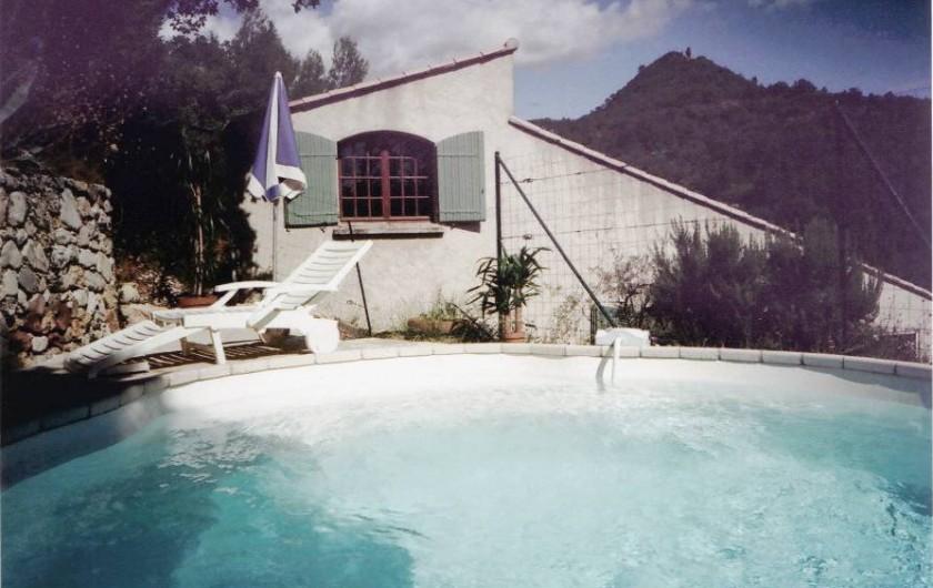 Location de vacances - Villa à Montferrat - the pool