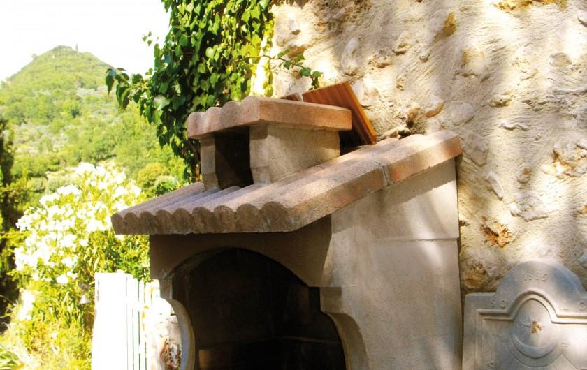 Location de vacances - Villa à Montferrat - Bbq