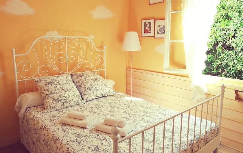 Location de vacances - Chambre d'hôtes à Mimizan - Chambre Rêverie - 2 personnes