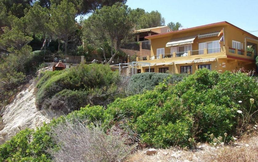 Location de vacances - Appartement à Sant Elm