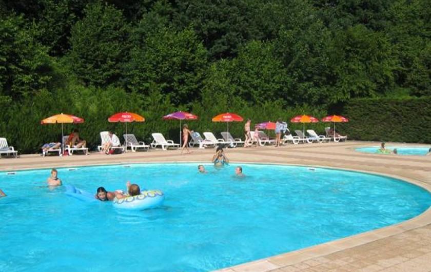 Location de vacances - Camping à Seppois-le-Bas