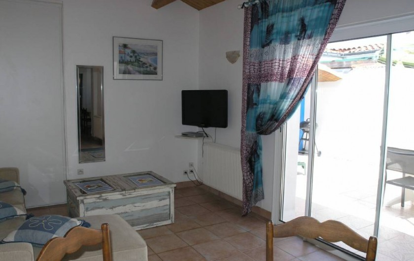 Location de vacances - Maison - Villa à Les Sables-d'Olonne