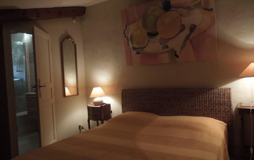 Location de vacances - Mas à Chantemerle-lès-Grignan - chambre 3