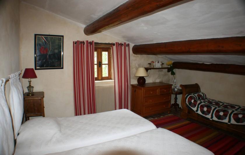 Location de vacances - Mas à Chantemerle-lès-Grignan - chambre 4