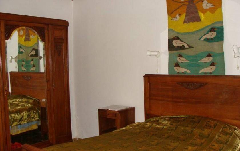 Location de vacances - Gîte à Sillas - Chambre 2 suite