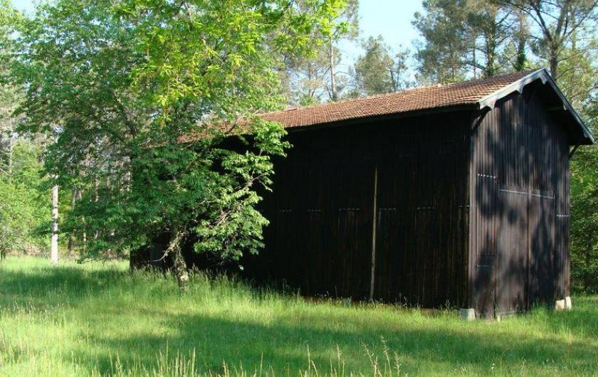 Location de vacances - Gîte à Sillas - Séchoir à tabac