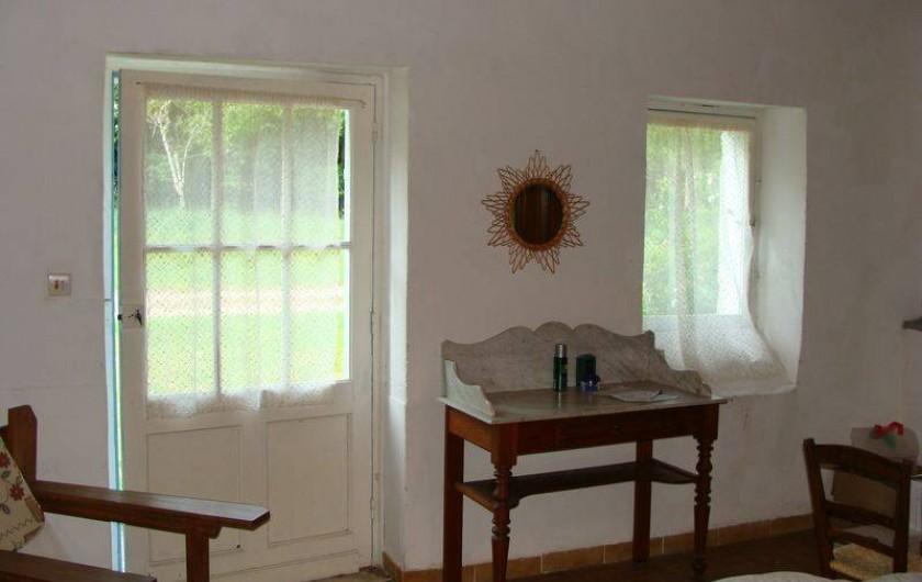 Location de vacances - Gîte à Sillas - Chambre 2
