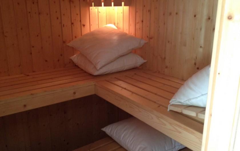 Location de vacances - Chalet à Vieira do Minho - Sauna