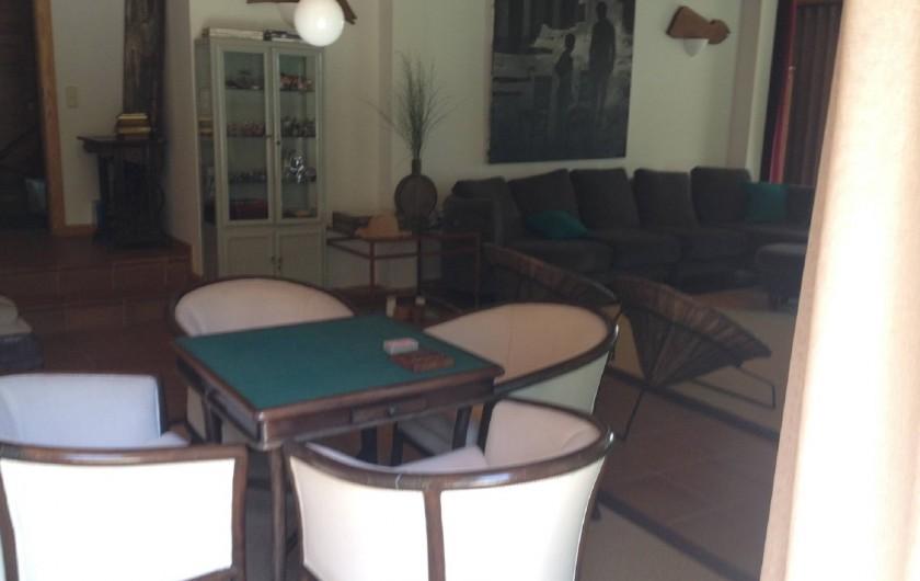 Location de vacances - Chalet à Vieira do Minho - Salle à manger et salon