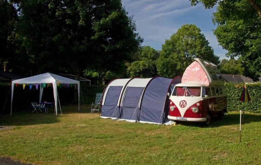 Location de vacances - Camping à Coutures