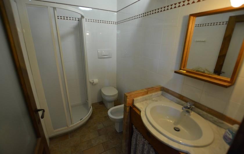 Location de vacances - Appartement à Radicondoli - BATHROOM