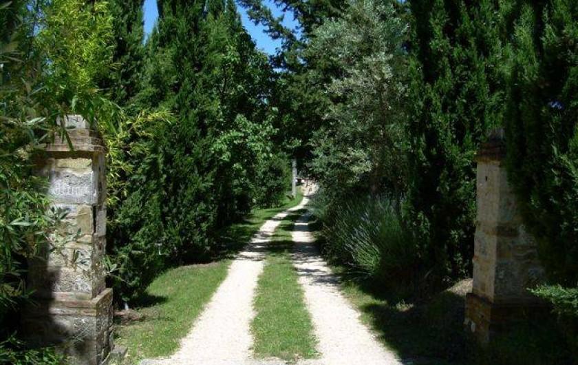 Location de vacances - Appartement à Radicondoli - ENTRY