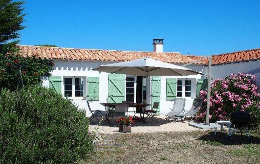 Location de vacances - Villa à Saint-Clément-des-Baleines