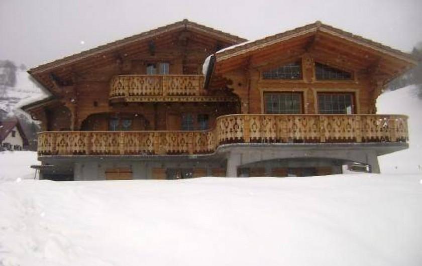 Location de vacances - Appartement à Bernex