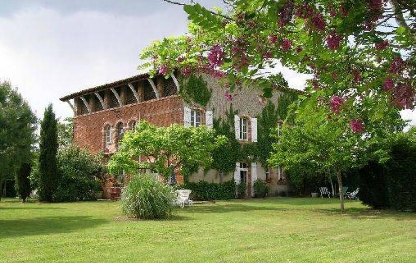 Location de vacances - Château - Manoir à Castelsarrasin