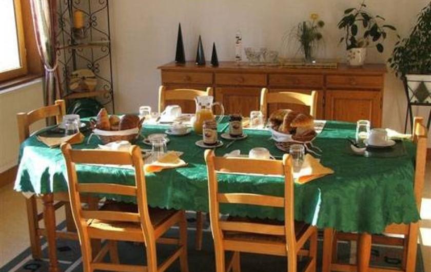 Location de vacances - Chambre d'hôtes à Trépied