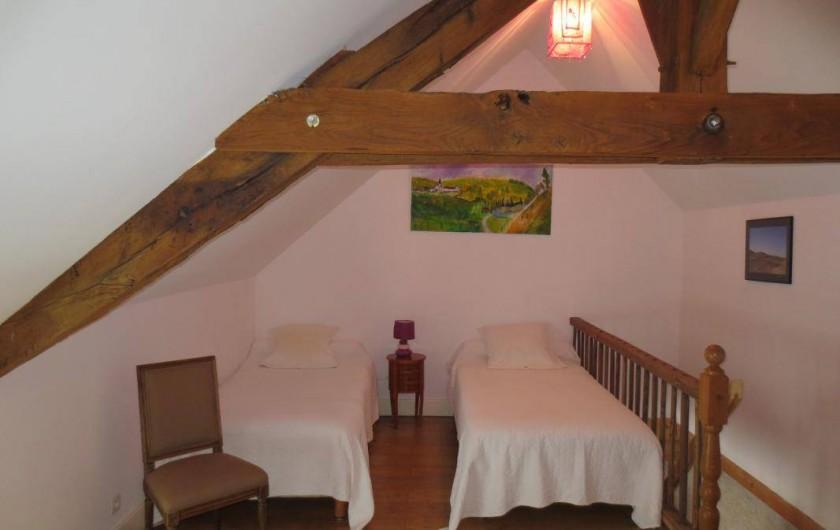 Location de vacances - Gîte à Lormes