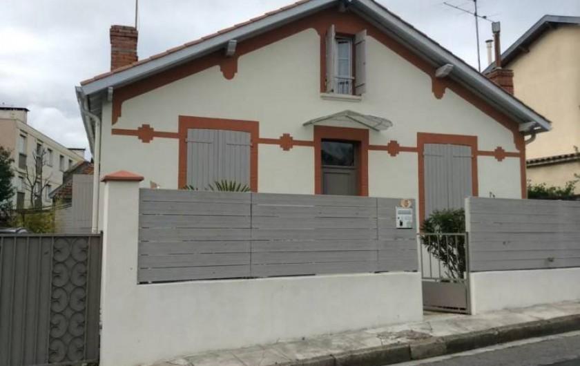 Location de vacances - Maison - Villa à Toulouse