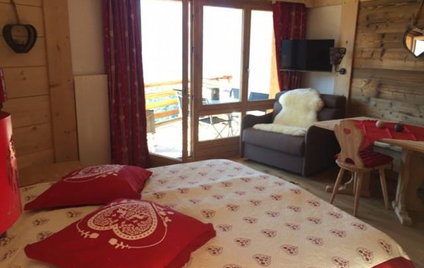 Location de vacances - Appartement à Villars-sur-Ollon