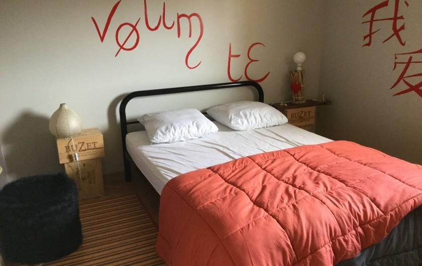 Location de vacances - Villa à Messanges - Chambre3