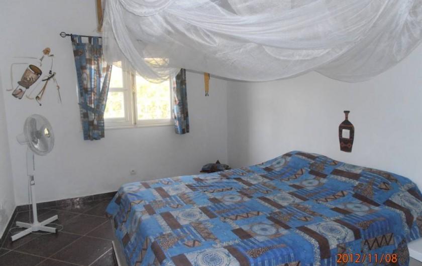 Location de vacances - Villa à Somone - une des 3 chambres