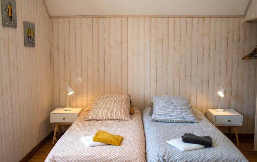 Location de vacances - Villa à Saint-Gilles-Croix-de-Vie - CHAMBRE N 2