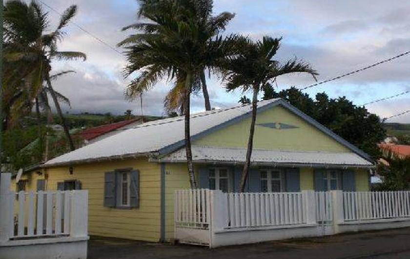 Location de vacances - Maison - Villa à Grand Bois