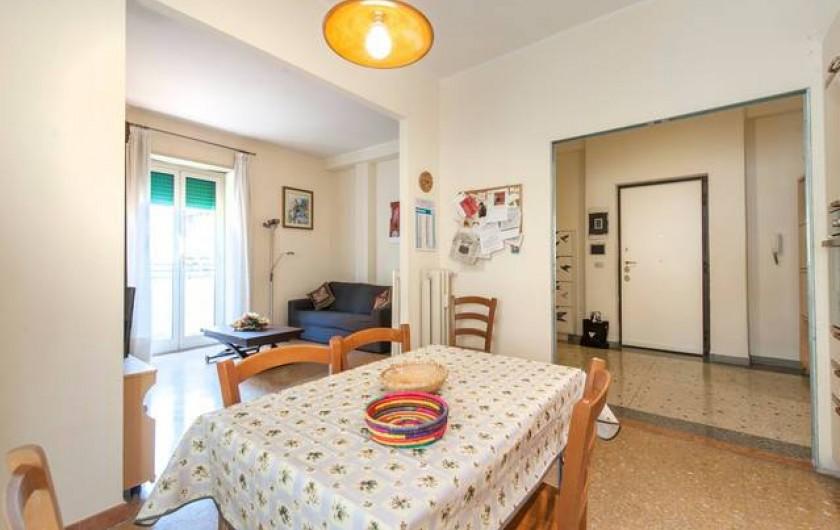 Location de vacances - Appartement à Rome - cuisine