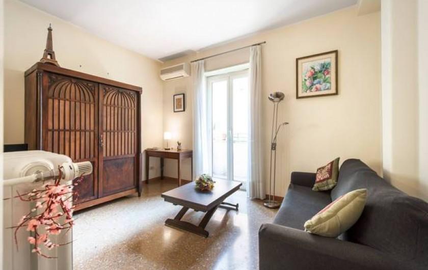 Location de vacances - Appartement à Rome - Sejour