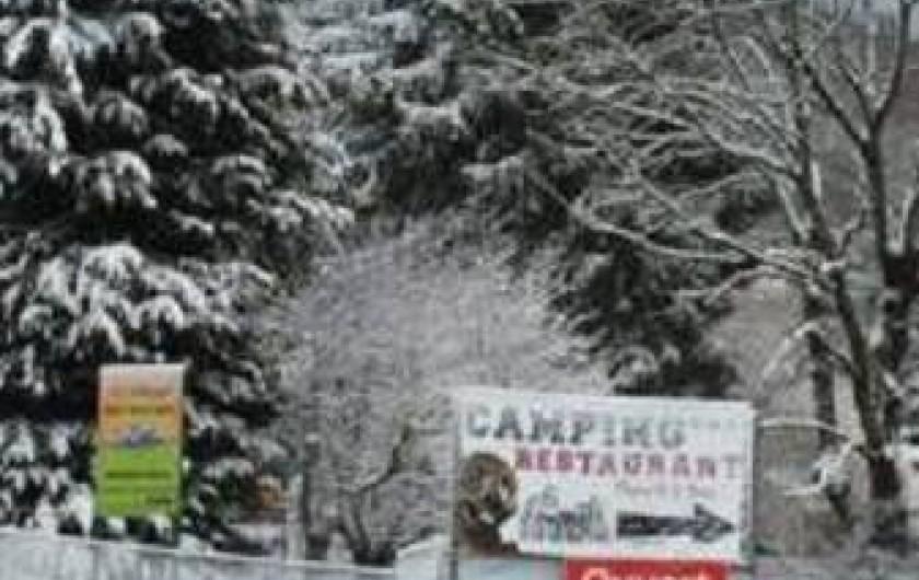 Location de vacances - Bungalow - Mobilhome à La Bourboule - Puy de sancy