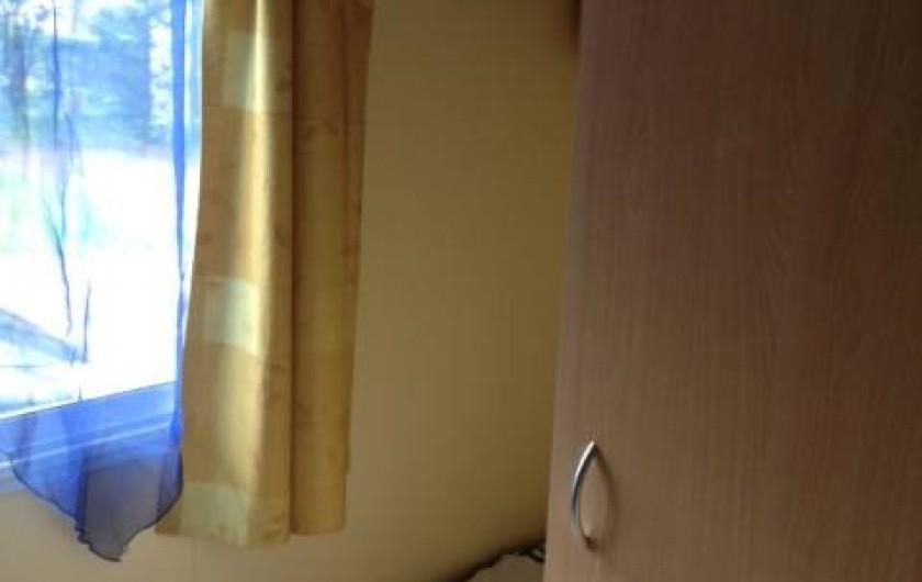 Location de vacances - Bungalow - Mobilhome à La Bourboule - chambre 2