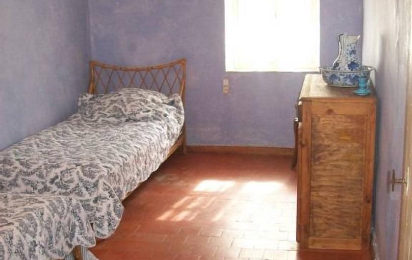 Location de vacances - Appartement à Cavaillon - chambre N°2