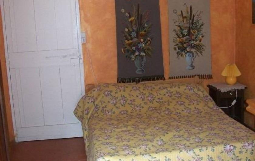 Location de vacances - Appartement à Cavaillon - chambre N°1
