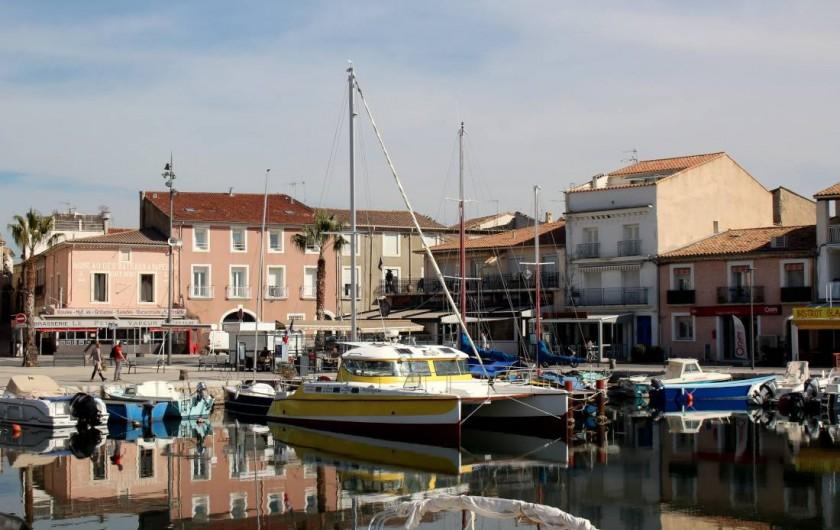 Location de vacances - Maison - Villa à Mèze - le port