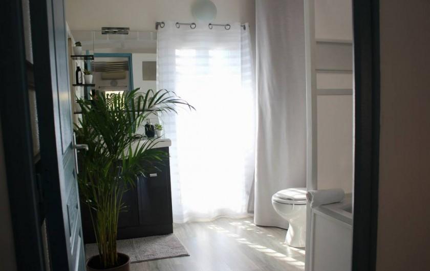 Location de vacances - Maison - Villa à Mèze - salle de bain