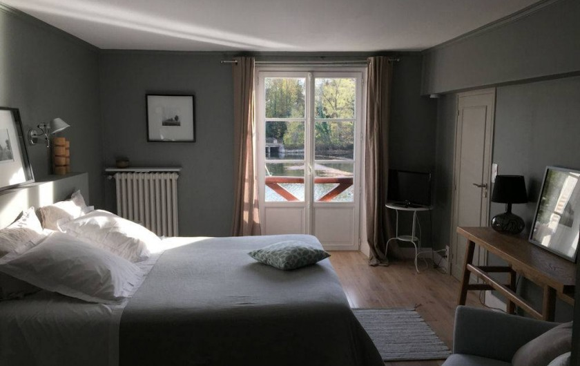 Location de vacances - Chambre d'hôtes à Olivet - Le Foulon
