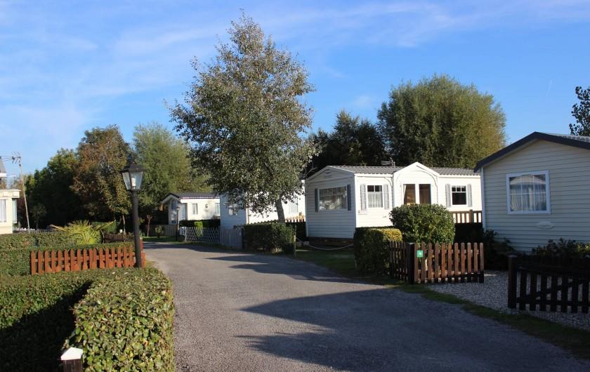 Location de vacances - Bungalow - Mobilhome à Berck - camping